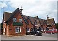 SU6757 : Sherfield on Loddon Village Hall by Des Blenkinsopp