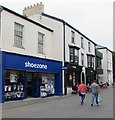 SS9079 : Shoezone, Caroline Street, Bridgend by Jaggery