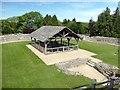 SU8347 : Farhham Castle Keep by Graham Hogg