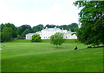 TQ2787 : Kenwood House and park by Rod Allday