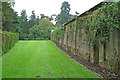 TM4684 : Grounds near walled garden at Sotterley Estate by Roger Jones