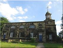 SE1321 : St Matthew's Church, Rastrick by John Slater
