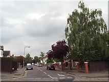 TQ4387 : Holcombe Road, near Ilford by Malc McDonald
