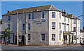 NY3768 : Graham Arms Hotel, Longtown -May 2017 by The Carlisle Kid