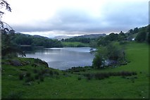 NY3404 : Evening over Loughrigg Tarn by DS Pugh