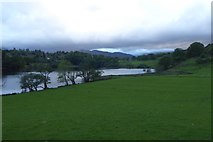 NY3404 : Loughrigg Tarn in the evening by DS Pugh