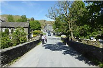 NY3204 : Bridge in Elterwater by DS Pugh