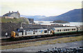 NG7627 : Kyle of Lochalsh station, 1992 by Walter Dendy, deceased