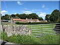 NZ1217 : Cottages at Little Newsham by Gordon Hatton