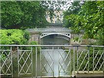 ST7565 : Bridges in Sydney Gardens, Bath by Richard Humphrey