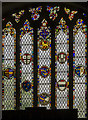 TF1590 : East window, All Saints' church, Tealby by Julian P Guffogg