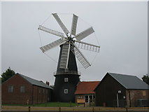 TF1443 : Heckington Windmill by G Laird