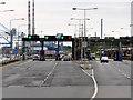 O1834 : East Link Bridge Toll Booths by David Dixon