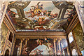 TQ3877 : Painted Hall, Royal Naval College, Greenwich by Christine Matthews