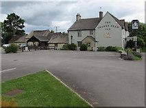 ST9898 : Thames Head Inn near Cirencester by Jaggery