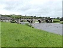SE0361 : Burnsall Bridge by Oliver Dixon