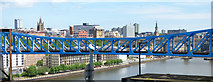 NZ2463 : Queen Elizabeth II Bridge by Thomas Nugent