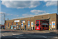 TQ4266 : Bromley Bus Garage by Ian Capper