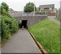 ST4770 : Underpass below Mizzymead Road, Nailsea by Jaggery