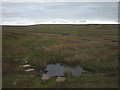 NY9414 : The Pennine Way crosses Duckett Sike by Karl and Ali