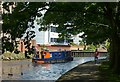 SK5639 : Summer in the City – Nottingham Canal (2) by Alan Murray-Rust