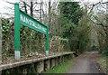 SX0367 : Nanstallon Halt by Derek Harper
