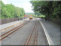 SN6479 : Capel Bangor railway station, Ceredigion by Nigel Thompson