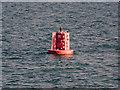 SZ6991 : Nab East Buoy by David Dixon