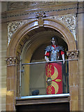 NZ2463 : The Centurion Bar, Newcastle Central Station - the Centurion by Mike Quinn