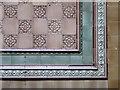 NZ2463 : The Centurion Bar, Newcastle Central Station - Burmantofts tiles by Mike Quinn