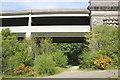 SH5470 : Path under Pont Britannia by Jeff Buck