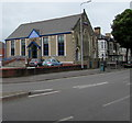 ST1874 : Salvation Army church, Grangetown, Cardiff by Jaggery