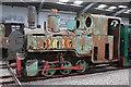 SK2406 : Statfold Barn Railway - Joffre class locomotive by Chris Allen