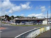 SX9473 : Teignmouth Railway Station [2] by Michael Dibb