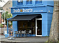 "J3372 : ""bob & berts"", Stranmillis, Belfast (June 2017) by Albert Bridge"