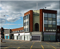 SO5140 : Franklin House, Commercial Road, Hereford by Stephen Richards