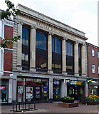 SO5140 : 16 Commercial Street, Hereford by Stephen Richards