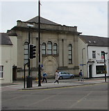 ST1876 : Grade II listed Masonic Hall in Cardiff city centre by Jaggery