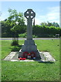 TL3745 : War Memorial, Meldreth by JThomas