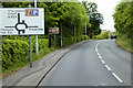 NT1085 : A823, Queensferry Road, Towards Dunfermline by David Dixon