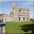 NB4133 : Lews Castle by Craig Wallace