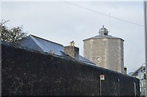 SX4654 : Water Tower, Former Royal Navy Hospital by N Chadwick