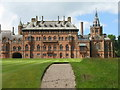 NS1059 : Mount Stuart House and Chapel by M J Richardson