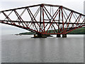 NT1379 : The Forth Bridge and Inchgarvie by David Dixon