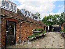 TQ1773 : The National Trust shop at Ham House by Steve Daniels