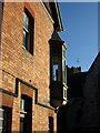 SX9688 : Oriel window, Topsham by Derek Harper