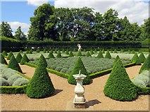 TQ1773 : The parterre in the Cherry Garden by Steve Daniels