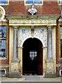 TQ1773 : The front door of Ham House by Steve Daniels