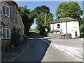 SX6352 : Town Hill, Ermington by David Gearing