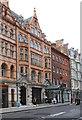 TQ2881 : Wigmore Hall, Marylebone by Julian Osley